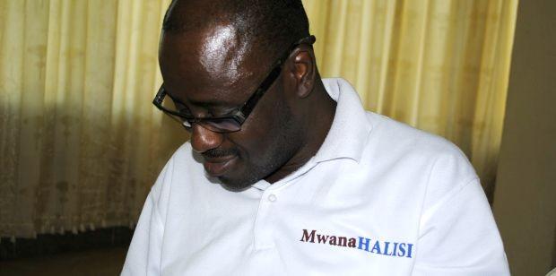 Saed Kubenea, Mkurugenzi Mtendaji wa kampuni ya Hali Halisi Publishers Limited