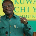 CCM wabanana mbavu