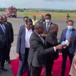 Rais Ethiopia apimwa joto, 'apakwa' vitakasa mikono Chato