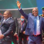 Magufuli, Nyusi waweka jiwe la msingi hospitali ya Kanda Chato