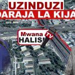Rais Magufuli anazindua Daraja la Juu la Kijazi