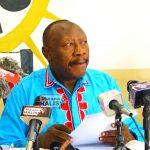 COVID-19: Prof. Lipumba 'watu wana hofu'
