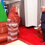 Mzee Mwinyi: Rais Samia ameanza vizuri, tumsaidie