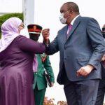 Rais Samia: Kenya kuna Uhuru, Tanzania kuna Suluhu
