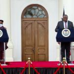 Kenyatta amwambia Samia 'safari hii tutafika mbali'