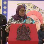Rais Samia: Wametuchokoza, tukiacha nafasi ya urais 2025 Mungu atatulaani